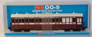 Peco GR-420B L&B Brake Composite Coach, No.16